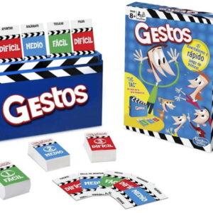 Imagen de producto juego de mesa Gestos