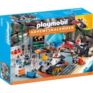 Playmobil calendario adviento